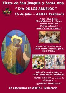Fiesta de San Joaquin y Santa Ana